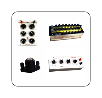 Picture for category LCR Component Boxes
